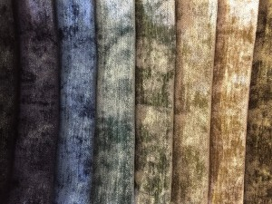 Mēbeļu audumi, Aizkari, aizkaru audumi, aizkaru dizains